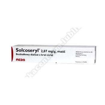 Solcoseryl  5% maść 0.002 g/ml. 20 g