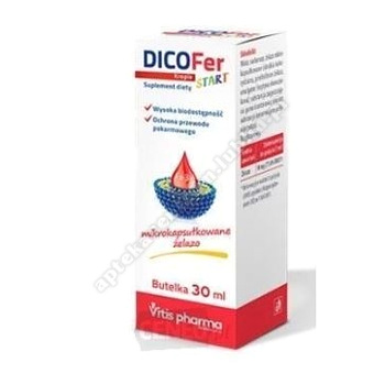Dicofer Start krople 30 ml