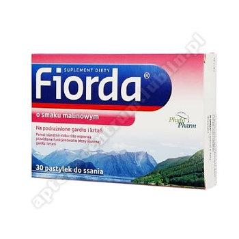 Fiorda o smaku malinowym pastyl.dossania 3