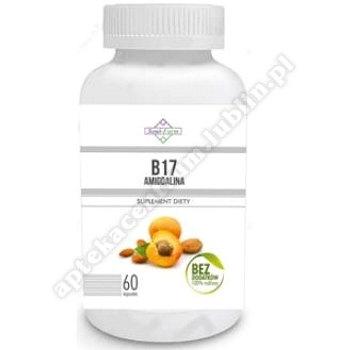 Amigdalina Pestki moreli ekstrakt 5:1 260 mg 60 kapsułek