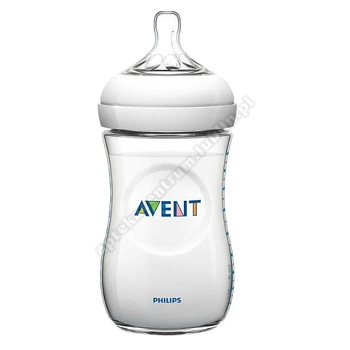 AVENT Butelka Natural 260ml