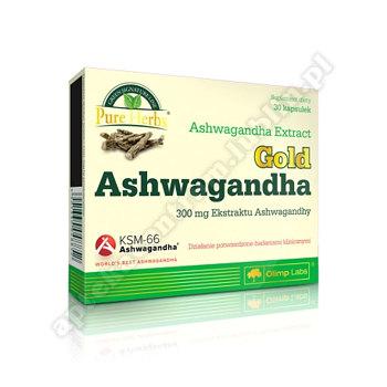 Olimp Gold Ashwagandha (Olimp Ashwagandha premium)