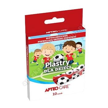 Plastry dla dzieci APTEO CARE (motyw: piłk