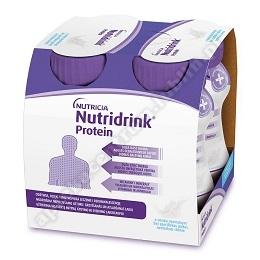 Nutridrink Protein o smaku neutralnym 4x125ml