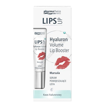 LIPS UP Serum powiększające usta Marsala 7