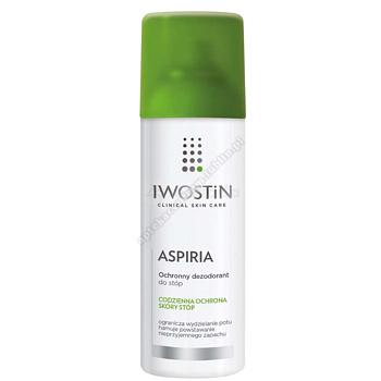 IWOSTIN ASPIRIA Ochronny dezodorant do stóp