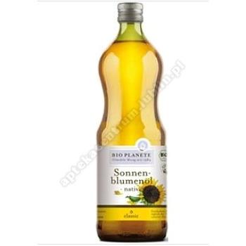 Olej słonecznikowy virgin Bio 1L BIO PLANE