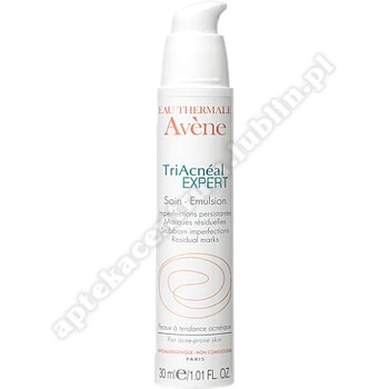 AVENE TriAcneal Expert emulsja 30 ML SUPER CENA data waż.2021.10.31