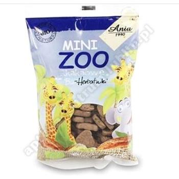 Ciasteczka kakaowe MINI ZOO BIO 100g