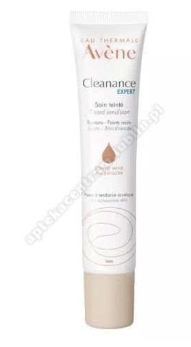 AVENE Cleanance Expert Emulsj kolor 40ml