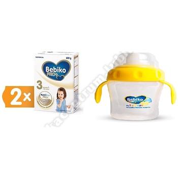Bebiko Pro+ 3 Mleko Modyfikowane proszek 2x600g.