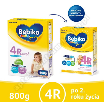 Bebiko 4R Junior 800g