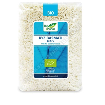 Ryż basmati biały BIO 1kg Bio Planet