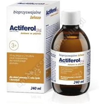 Actiferol Fe 3+ Żelazo w płynie płyn 240 ml