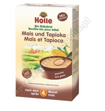 HOLLE kaszka kukurydziana z tapioką BIO 250g od 4 miesiąca