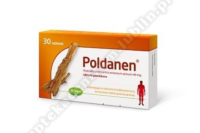 Poldanen tabl.powl. 0,046 g 30 tabl.