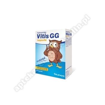 Vitis GG kapsułki kaps. 40 kaps-d .w. 2020.08.31