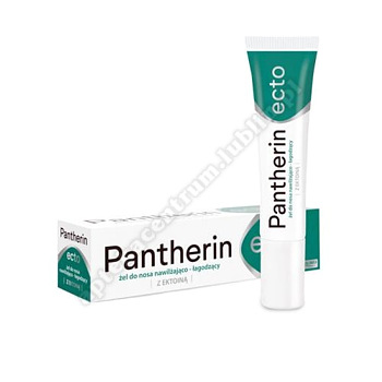Pantherin Ecto żel do nosa 15 ml