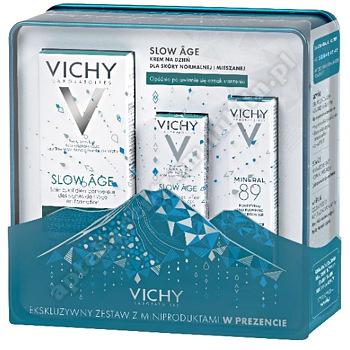 VICHY SLOW AGE fluid p/zamrszczkowy 50ml sk.normalna xmas 19