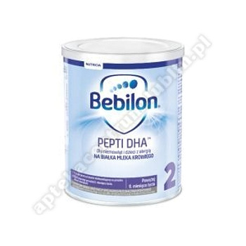Bebilon Pepti 2 DHA prosz. 400 g