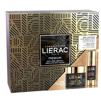 LIERAC PREMIUM Krem odżyw50ml+Krem p/oczy premium 15 ml