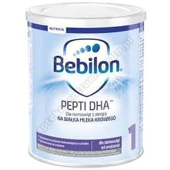 Bebilon Pepti 1 DHA prosz. 400 g