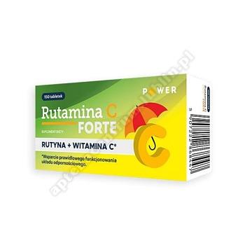 Rutamina C Forte tabl.powl. 150 tabl.