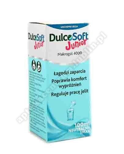 Dulcosoft Junior syrop 100 ml