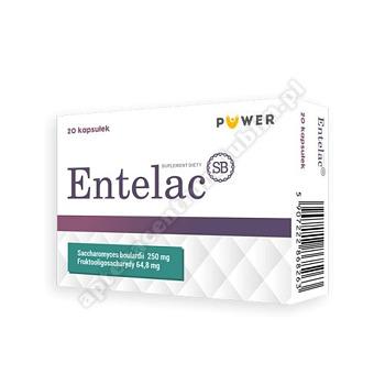 Entelac SB kaps. 20 kaps.