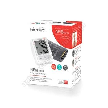Ciśnieniomierz  Microlife BP B3 Afib automat + zasilacz