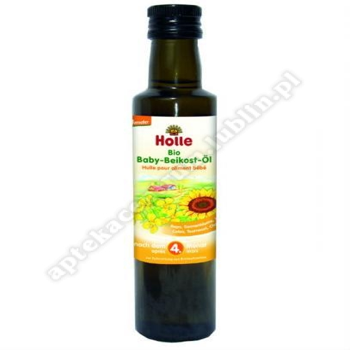 Holle olej dla dzieci BIO 250ml