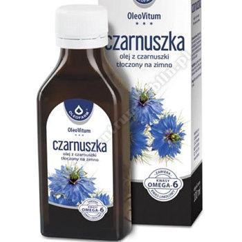 OLEOFARM Olej z czarnuszki 100 ml