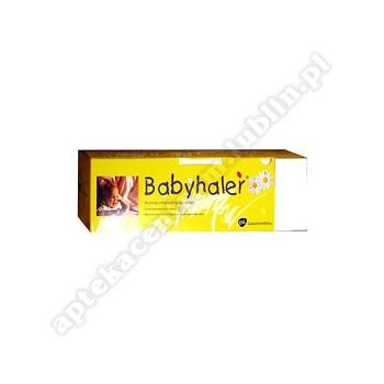 Komora inhalacyjna Babyhaler dla dzieci i niemowląt