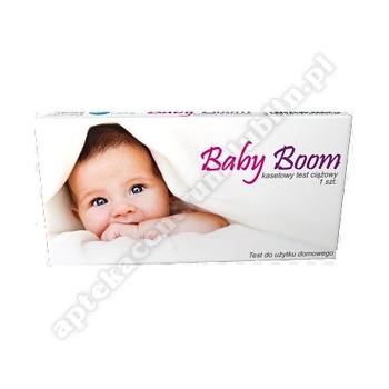 Test ciążowy BABY BOOM kasetowy 1 szt.