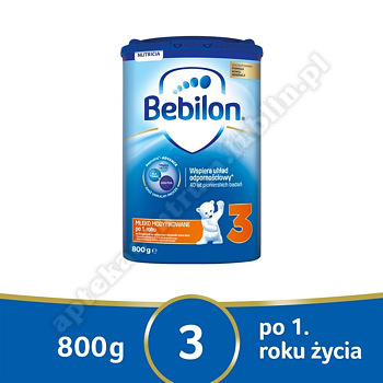 Bebilon Junior 3 z Pronutra-ADVANCE 800g