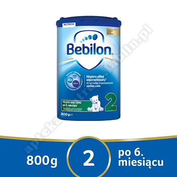 Bebilon 2 z Pronutra-ADVANCE prosz. 800g