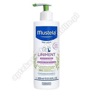 MUSTELA Liniment Emulsja 400 ml