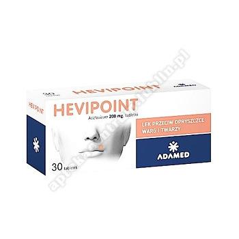 Hevipoint tabl. 0,2 g 30 tabl.