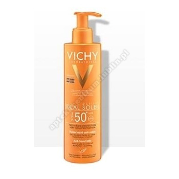 VICHY IDEAL SOLEIL(Capital Soleil ) Mleczko SPF 50 200 ml-d.w.2020.11.30