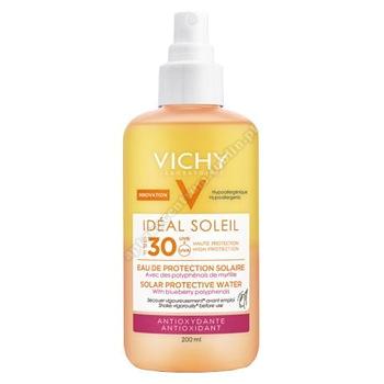 VICHY IDEAL SOLEIL Woda mgiełka antyoksydacyjna spray 200ml