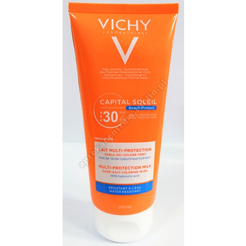 VICHY CAPITAL SOLEIL Mleczko multiprotection SPF 30 +  200 ml