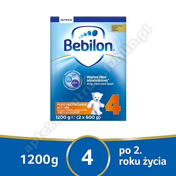 Bebilon Junior 4 z Pronutra-ADVANCED 1200g d.w. 21.05.2021