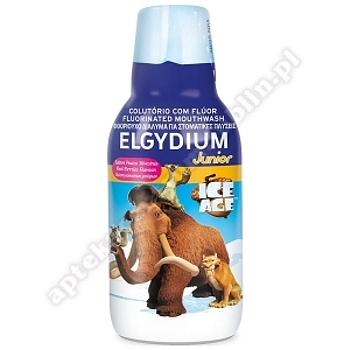 Elgydium Junior ICE AGE Płyn d/płuk.jamy u