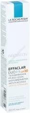 LA ROCHE POSAY EFFACLAR DUO +SPF 30 Krem 40 ml+ Kosmetyczka i próbki