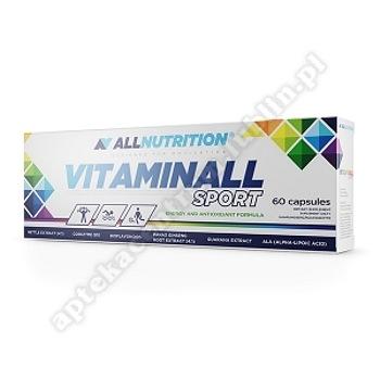Allnutrition Vitaminall Sport kaps. 60 kaps