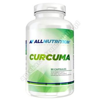 Allnutrition Curcuma kaps. 90 kaps.