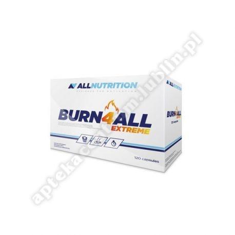 Allnutrition Burn4all Extreme kaps. 120 kap
