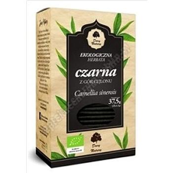 HERBATA CZARNA BIO (25 x 1,5 g) - DARY NAT
