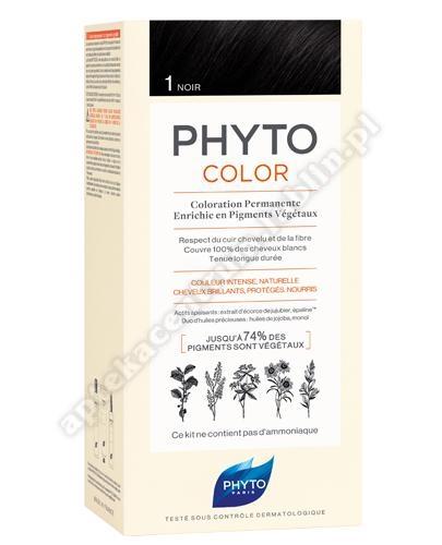 PHYTO Farba d/wł. Czarny 50ml-nr 1