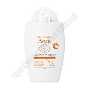 AVENE Fluid mineral. SPF 50 40 ml